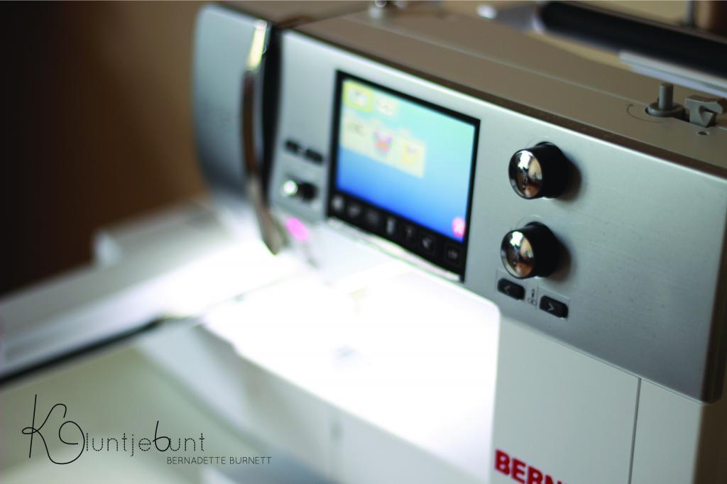 BERNINA 560 Stickmaschine