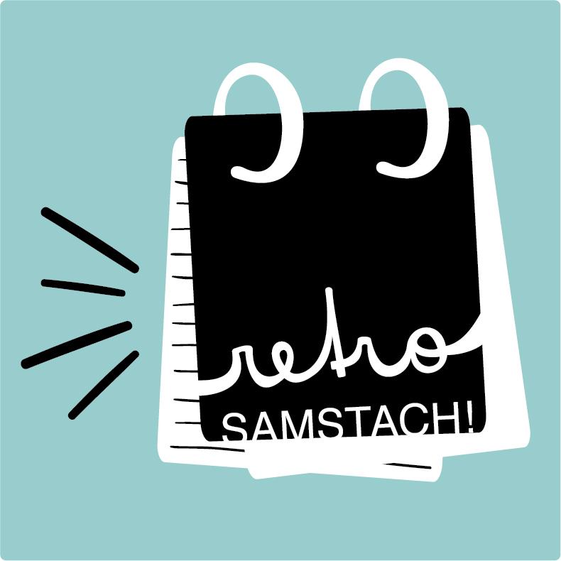 RETRO SAMSTACH! immer wieder Samstags bei www.Kluntjebunt.at