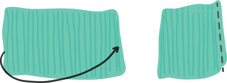 DIY Tutorial Strampelsack Nähanleitung von Bernadette Burnett Kluntjebunt aus Lillestoff.