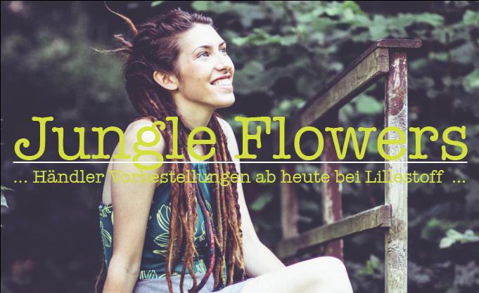 Jungle_Flowers_Haendler_Vorbestellung_Lillestoff_Bernadette_Burnett_kluntjebunt1